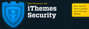 iThemes Security (formerly Better WordPress Security)