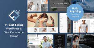 Best WordPress Themes for eCommerce Websites 2017