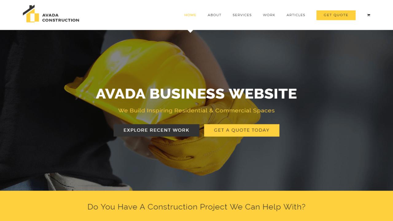 How to Make a WordPress Website 2018 – Avada Theme Tutorial