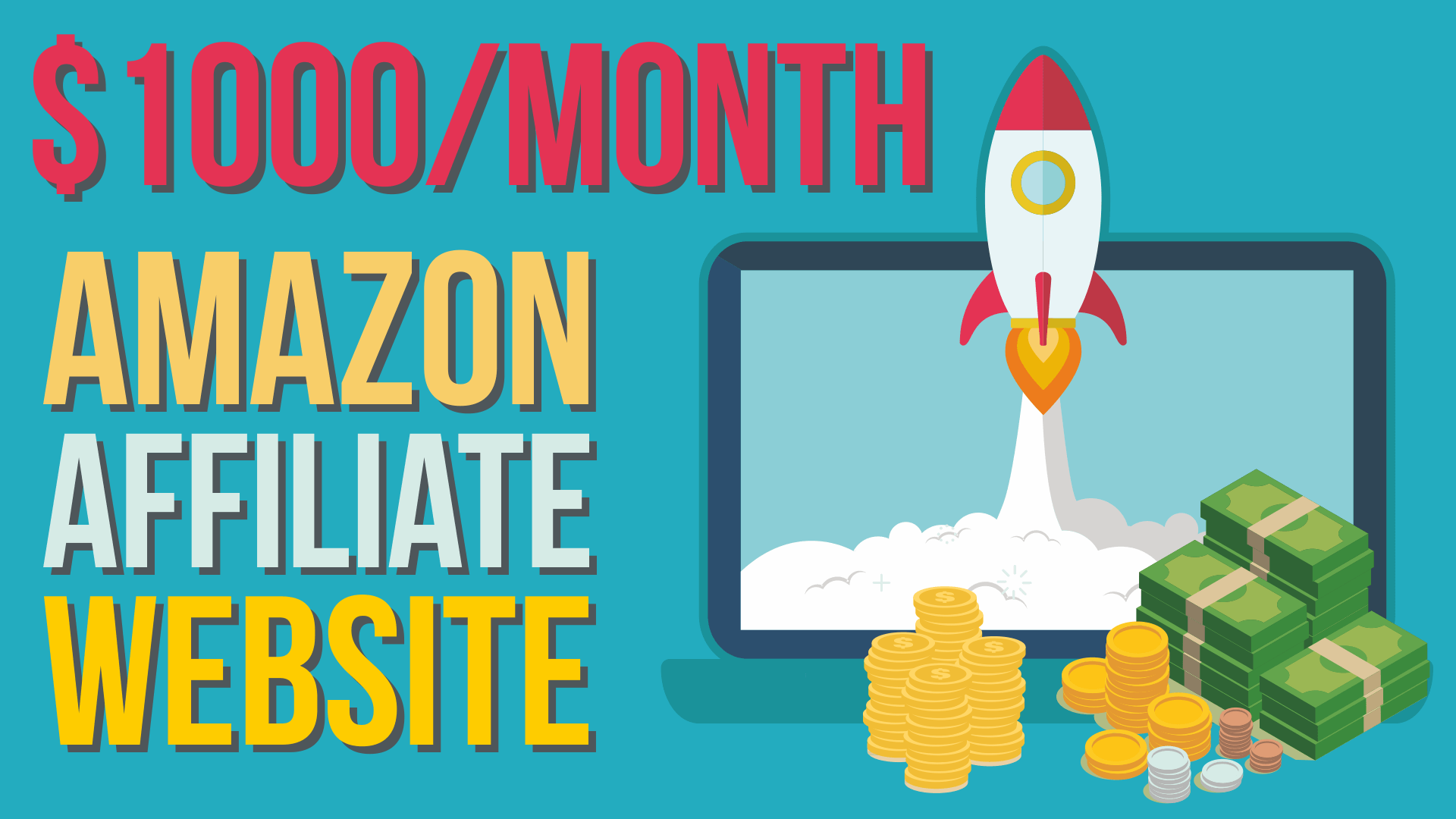 How to make an Amazon Affiliate Website 2018 – With WordPress, WooCommerce and WooZone