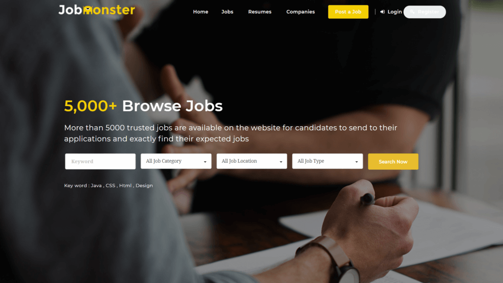 How to Make a Job Portal & Board Website with WordPress & JobMonster 2018 - Like Indeed & Monster