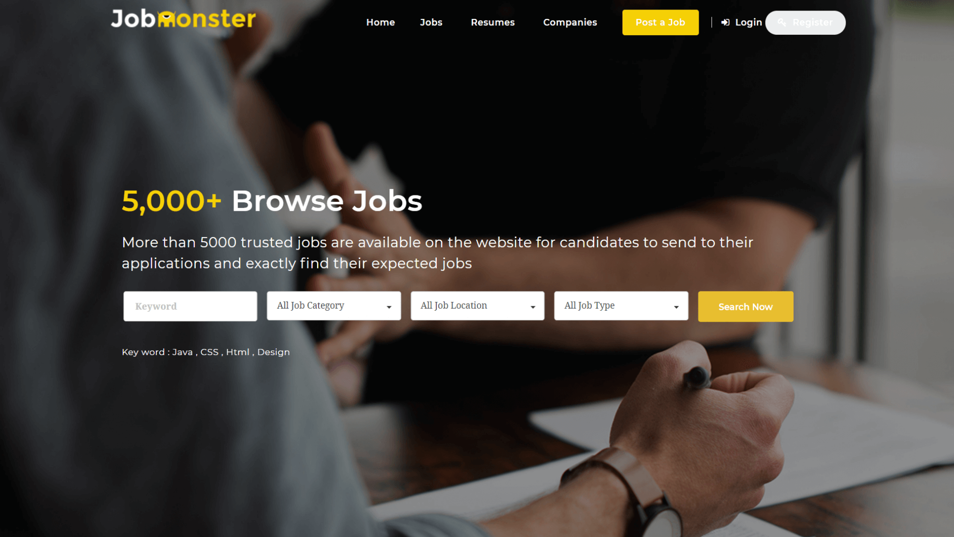 How to Make a Job Portal & Board Website with WordPress & JobMonster 2018 – Like Indeed & Monster